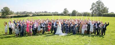 Kaylie & Monty's Wedding Day