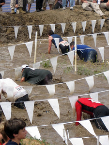 Camp Pendelton Mud Run 2009
