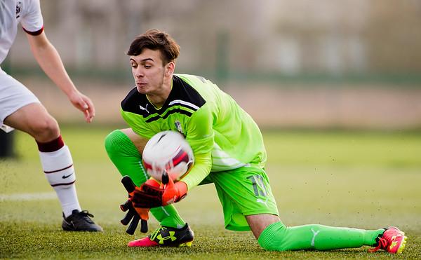 U16: Plzeň - Sparta 0:1