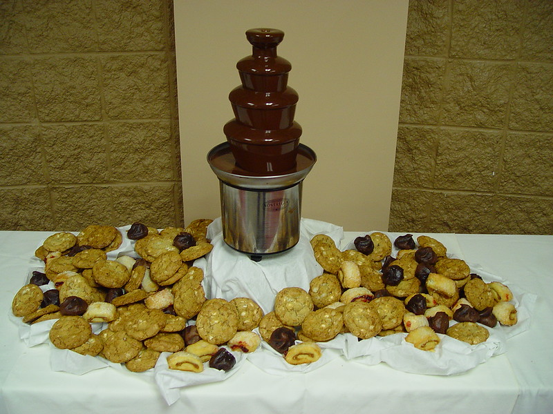 Ummmm! Hors d'oeuvres prepared by Barbara Just and her Christian Catering Company.jpg