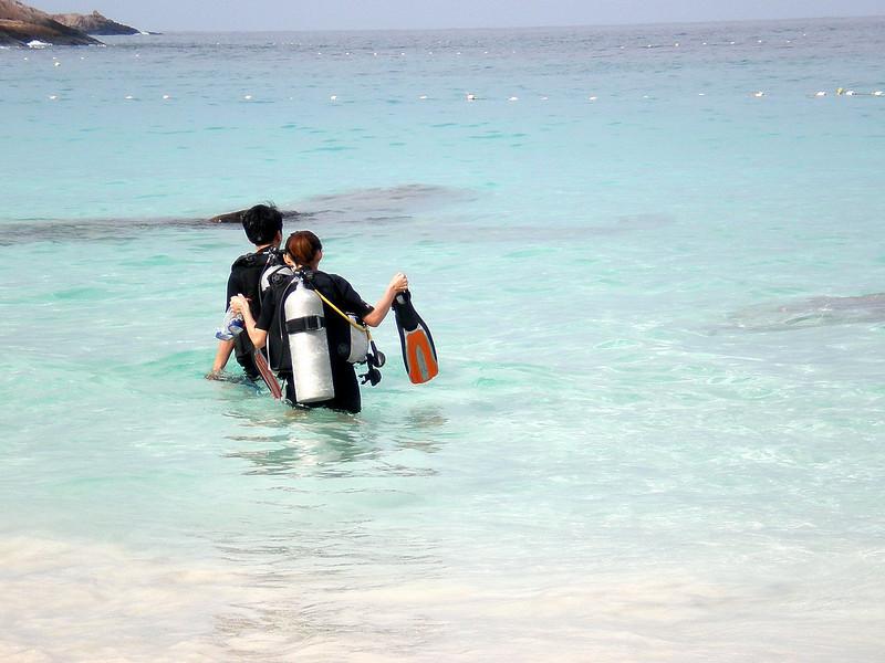 [20080515] Will & Bee Scuba Diving @ Redang (21).JPG