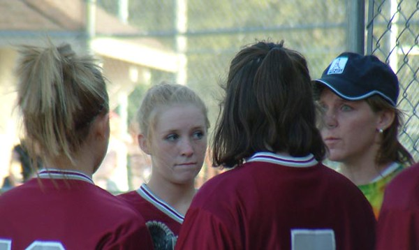 SN Softball vs Winamac 2005