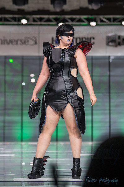 Her Universe Fashion show - Comic Con 2016