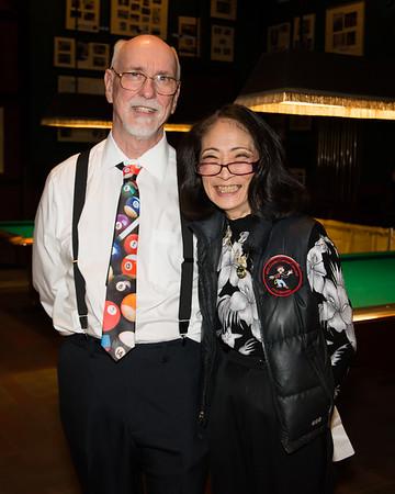 NE Pool & Billiards HOF 2015