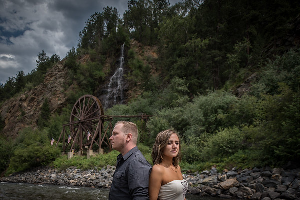 Stephanie & KJ | Idaho Springs