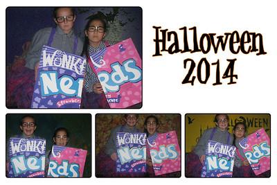 10-25 Halloween Party