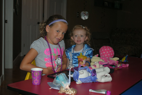 4th B-Day Party