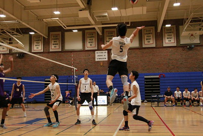 15-16 LHS Boys' Volleyball