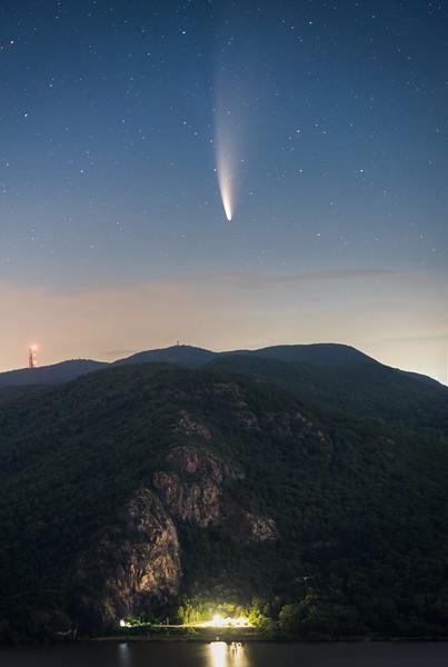 Summer comet of 2020
