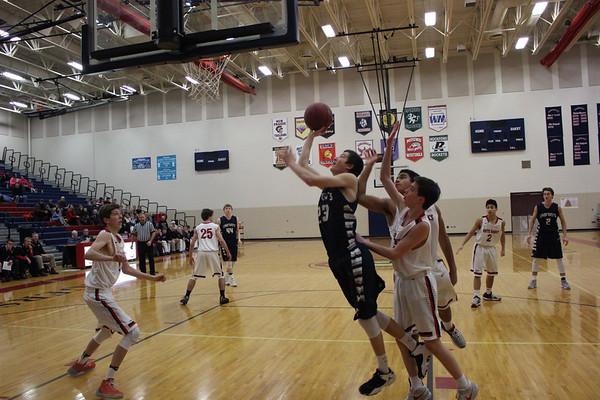 DC  Boys Basketball v. Mound Westonka, 2-10-17