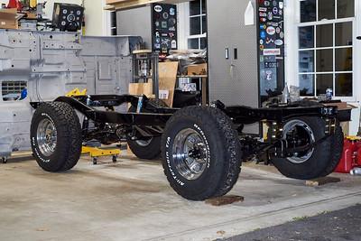 1981 Jeep CJ7 Restoration - 2020.04.02