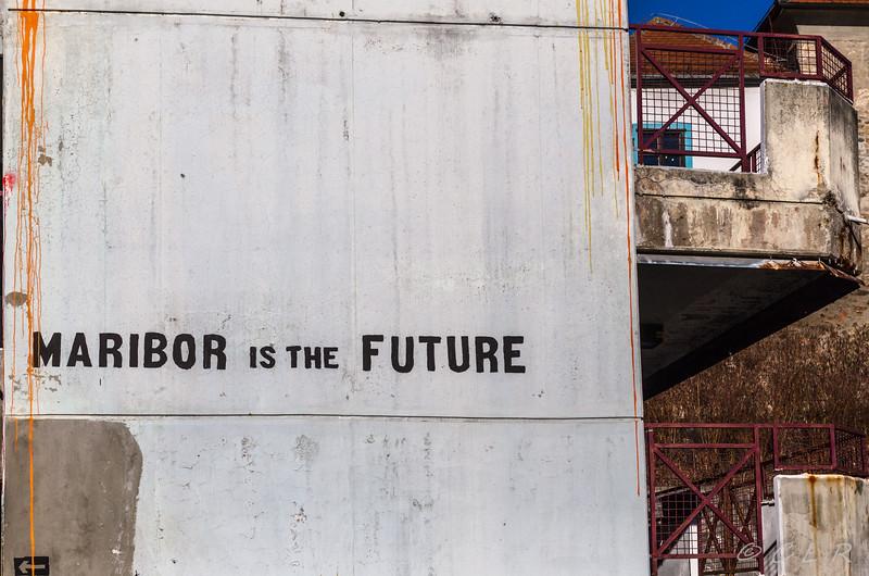 MARIBOR IS THE FUTURE