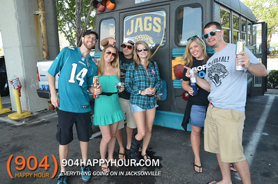Jaguars Vs Chargers Game - 10.20.13