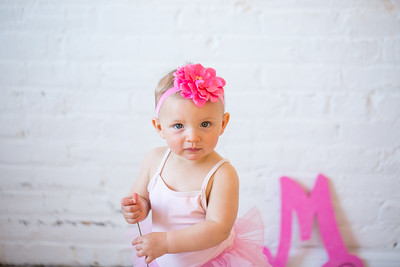 MacKenzie {1 year old session}