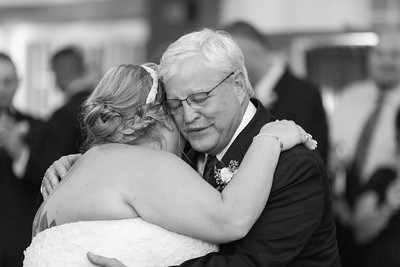 Father Daughter Parent Dance Reception- Mary Leavy Michael Griffin Wedding Bride Groom Portrait Candid Photojournism Photojournalistic Photographer New England Massachusetts Westfield West Springfield Western Mass Connecticut Springfield Country Club Kimb