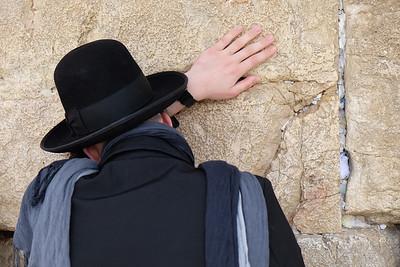 Day 08 - Jerusalem Old City/Mt Olives - 13 April - Wednesday