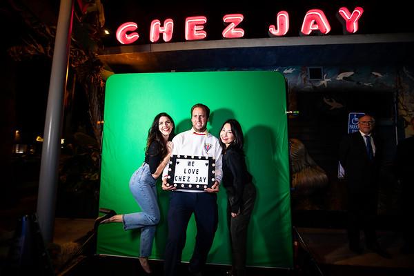 11.16.19  Chez Jay's 60th Anniversary