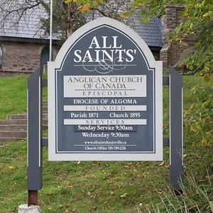 All Saints Anglican Church,, Huntsville - 19 September 2019