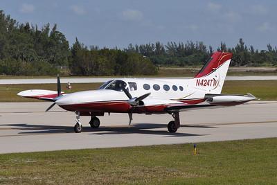 "Cessna 421B ""Golden Eagle/Executive Commuter"""