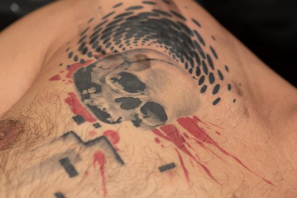 Jesica Tattoo Artist (Large Images)