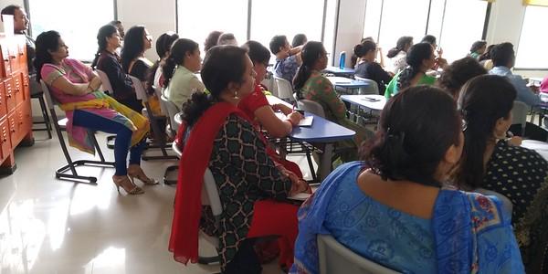 Workshop on 'Improved Learning Objectives'- 16.10.2019