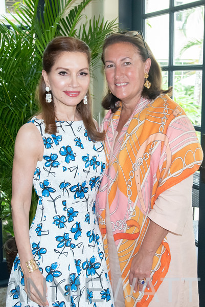 Feb 16, 2020 Jean Shafiroff and Christine Schott Ledes host luncheon