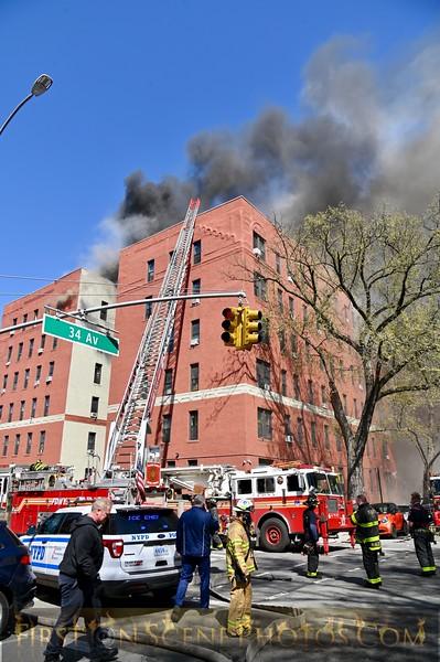 04/06/21 - Jackson Heights 8th Alarm