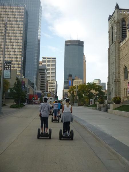 Minneapolis: September 25, 2020 (Sculpture Garden)