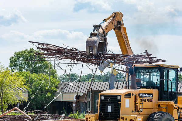 Church Creek demolition