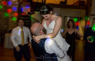 Kellie and Chris Wedding