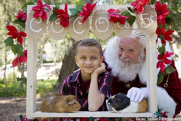 Santa 2019: Drake and Cathy