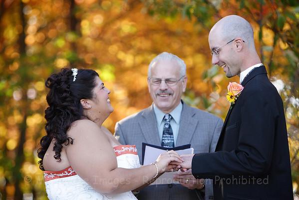 Blocher wedding - 10-11-08