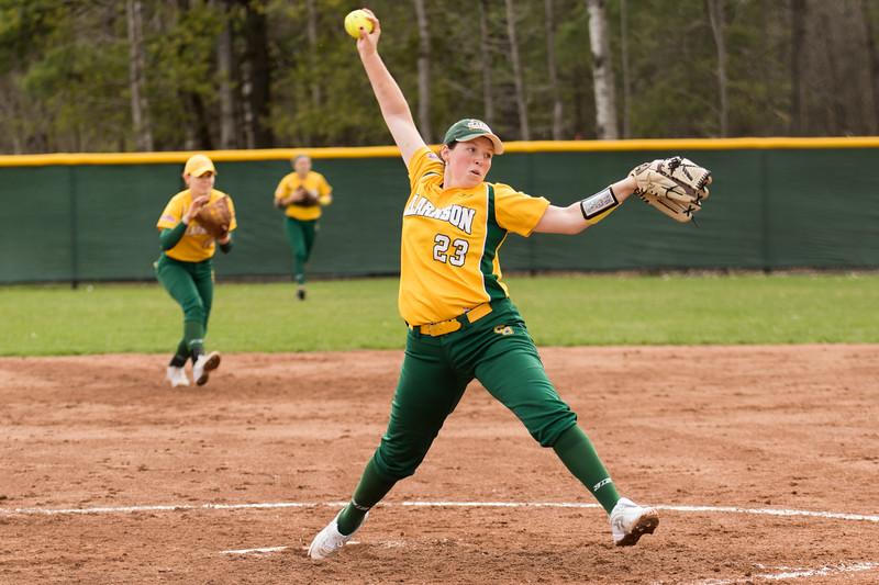 Clarkson Athletics: Women Softball vs. SUNY Potsdam