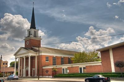 First Pres Church