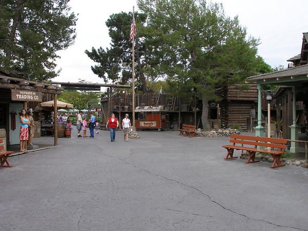 Disneyland August 2007