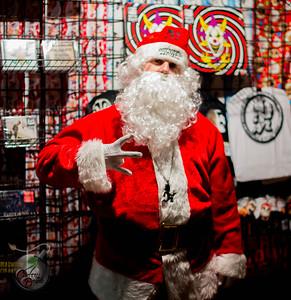 Big Ballas Christmas Party 2015