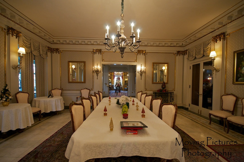 Laurel Court - Main dining room