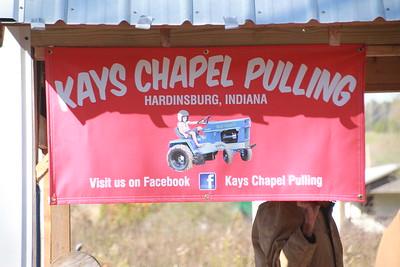 2012 Kays Chapel Pull 10/27