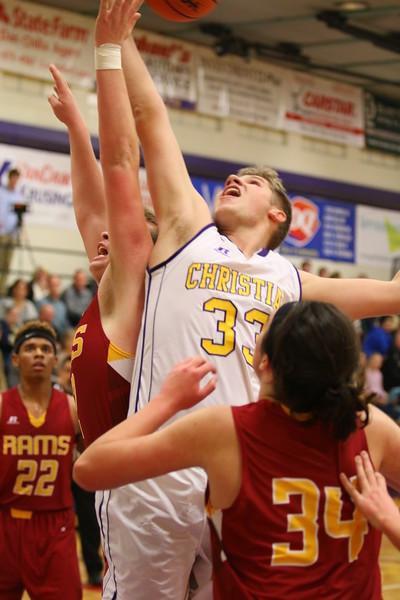 Basketball bva Galesburg - KCHS - 12/13/16
