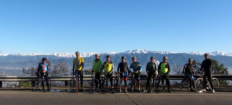 2010-01-23 - Road Bike Century around L.A.