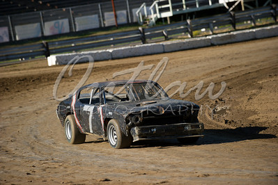 UMP Modifieds - Dirt Oval - July 23, 2010