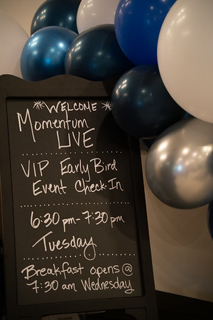 Momentum Dallas Event