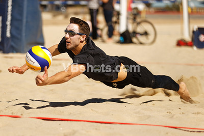 Pro Beach volleyball 2021