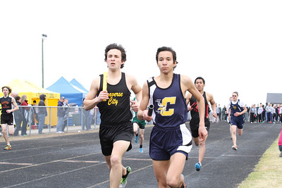Kingsley Rodes Relays-Distance Medley