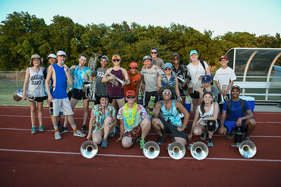 Summer Band Camp Week 3 (Aug 6 - Aug 11)