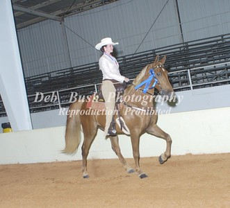 CLASS 9 RACKING WESTERN PLEASURE AMATEUR & YOUTH