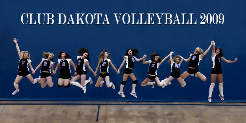 Club Dakota 15 Team Photos