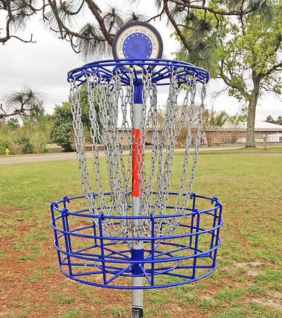 Ft Gordon Disc Golf Courses