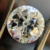 3.69ct Old European Cut Diamond GIA E VS2 8