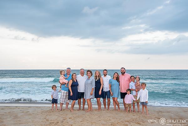 Avon Family Photographer, Ocean View Family Portraits,